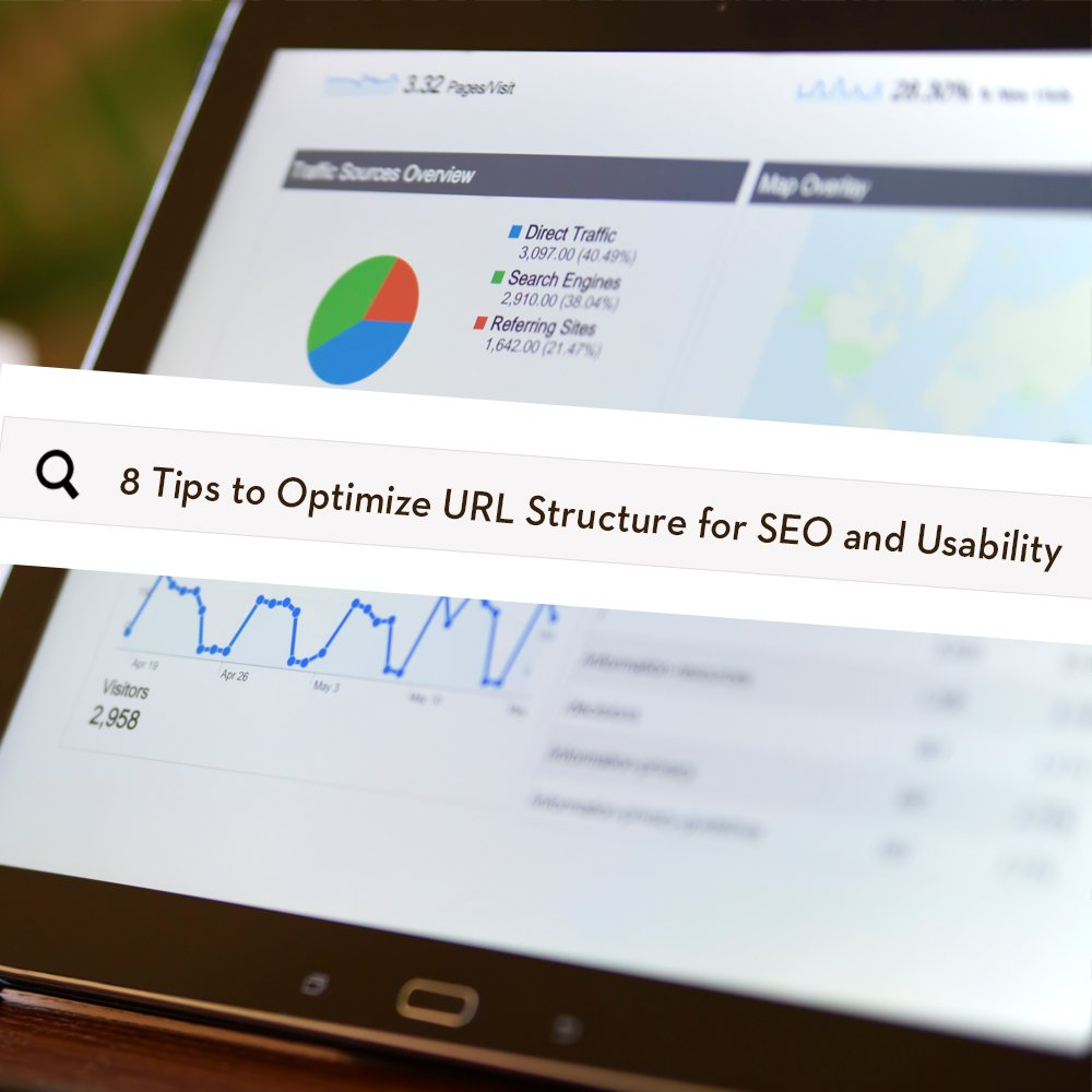 8 Tips to Optimize URL Structure for SEO and Usability