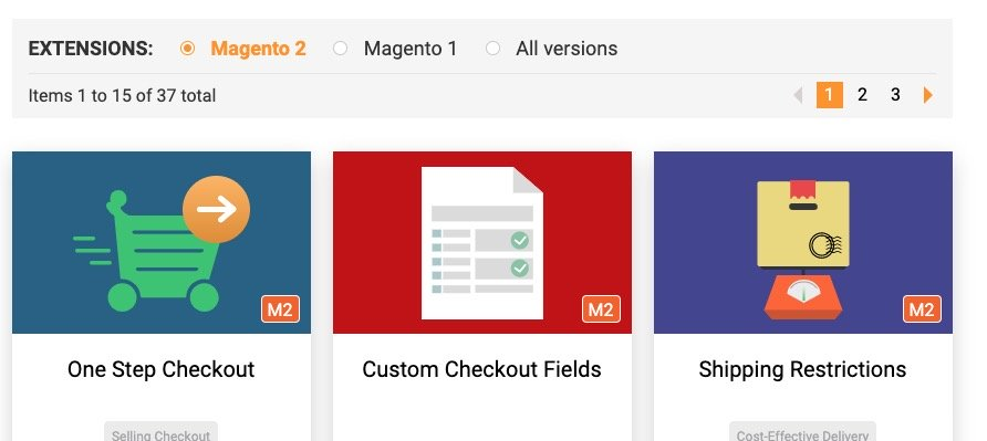 Migrating From Magento 1 To Magento 2 Extensions