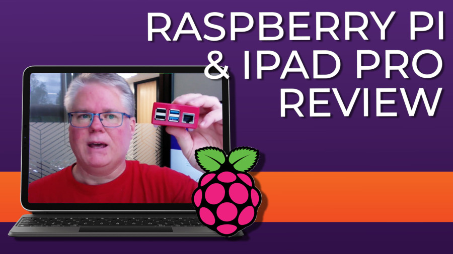 Raspberry Pi and the iPad Pro: A Sweet Solution?
